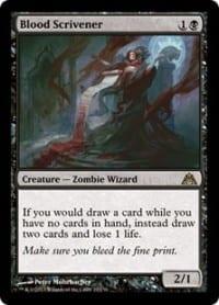Blood Scrivener