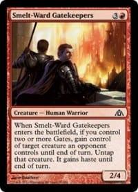 Smelt-Ward Gatekeepers