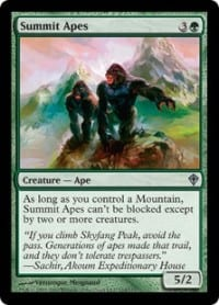 Summit Apes