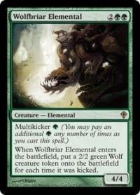 Wolfbriar Elemental