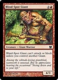 Blind-sopt Giant