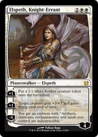 Elspeth, Knight Errant