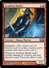 Academy Raider