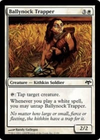 Ballynock Trapper