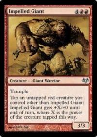Impelled Giant
