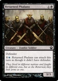 Returned Phalanx