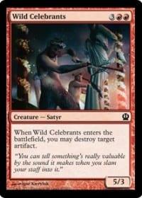 Wild Celebrants