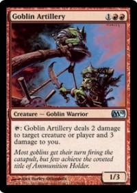 Goblin Artillery
