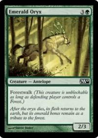 Emerald Oryx