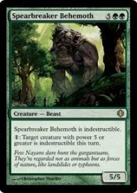 Spearbreaker Behemoth (Foil)