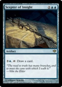 Scepter of Insight (Foil)