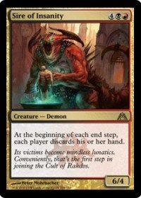 Sire of Insanity (Foil)