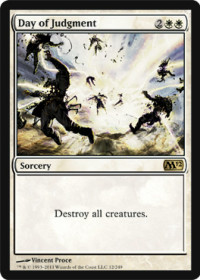 Day of Judgment (Foil)