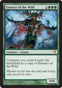 Essence of the Wild (Foil)