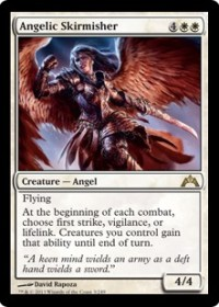 Angelic Skirmisher (Foil)