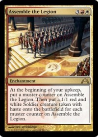 Assemble the Legion (Foil)