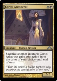 Cartel Aristocrat (Foil)