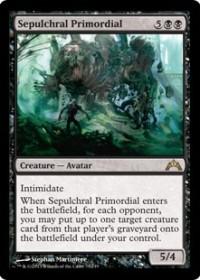 Sepulchral Primordial (Foil)