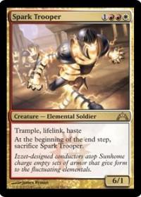 Spark Trooper (Foil)