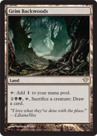 Grim Backwoods (Foil)