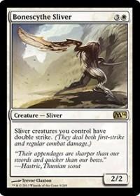 Bonescythe Sliver (Foil)
