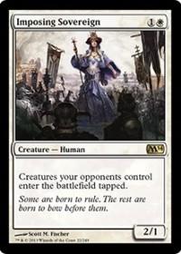Imposing Sovereign (Foil)