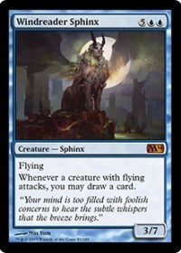 Windreader Sphinx (Foil)