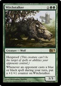 Witchstalker (Foil)