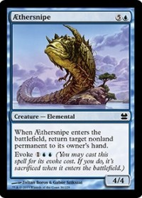 Aethersnipe (Foil)
