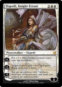 Elspeth, Knight-Errant (Foil)