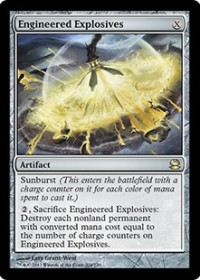 Engineered Explosives (Foil)
