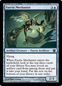Faerie Mechanist (Foil)