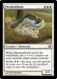 Meadowboon (Foil)