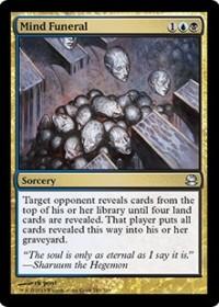Mind Funeral (Foil)