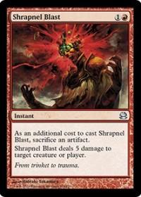 Shrapnel Blast (Foil)