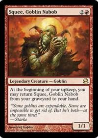 Squee, Goblin Nabob (Foil)