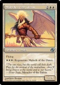 Malach of the Dawn