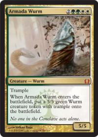 Armada Wurm (Foil)