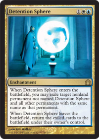Detention Sphere (Foil)