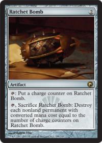 Ratchet Bomb (Foil)