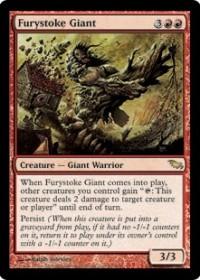 Furystoke Giant (Foil)