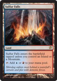 Sulfur Falls (Foil)