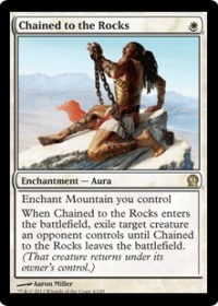 Chained to the Rocks (Foil)