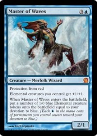 Master of Waves (Foil)