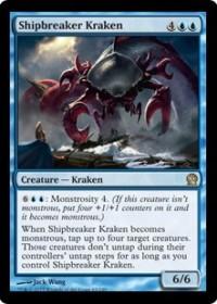 Shipbreaker Kraken (Foil)