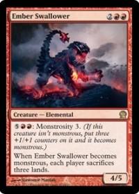 Ember Swallower (Foil)