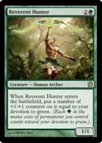Reverent Hunter (Foil)
