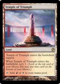 Temple of Triumph (Foil)