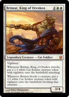 Brimaz, King of Oreskos (Foil)