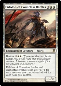 Eidolon of Countless Battles (Foil)